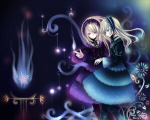 Rating: Safe Score: 10 Tags: hortense lolita_fashion sound_horizon violette wallpaper User: bakabakashii