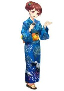 Rating: Safe Score: 10 Tags: kinosaki_konori tagme tetsudou_musume yukata User: saemonnokami