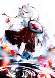 Rating: Safe Score: 26 Tags: animal_ears awa_toka inubashiri_momiji touhou User: mahoru