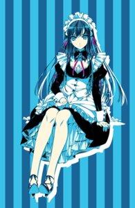 Rating: Safe Score: 75 Tags: heels maid murakami_suigun User: Radioactive