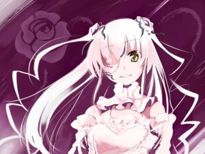Rating: Safe Score: 24 Tags: kirakishou rozen_maiden ushiki_yoshitaka wallpaper User: fireattack