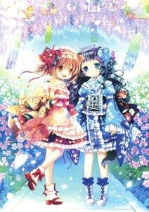 Rating: Questionable Score: 13 Tags: lolita_fashion sakurazawa_izumi tagme wa_lolita User: Twinsenzw