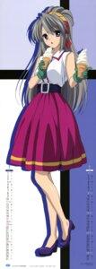 Rating: Safe Score: 35 Tags: calendar clannad sakagami_tomoyo stick_poster takahashi_mariko User: Aurelia