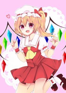 Rating: Safe Score: 12 Tags: flandre_scarlet kenpin touhou wings User: tbchyu001