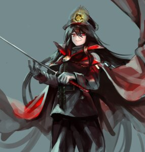 Rating: Questionable Score: 21 Tags: azuki_(azuki-taste) demon_archer fate/grand_order sword User: Anemone