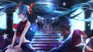 Rating: Safe Score: 52 Tags: hatsune_miku hong vocaloid wallpaper User: charunetra