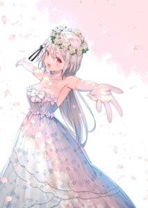 Rating: Questionable Score: 44 Tags: dress kamiki_hasami kamiki_hasami_channel no_bra see_through yasuyuki User: zyll