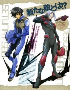 Rating: Safe Score: 3 Tags: descartes_shaman gundam gundam_00 male setsuna_f_seiei User: Share