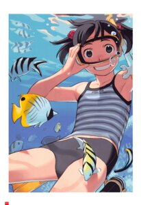 Rating: Safe Score: 10 Tags: swimsuits takamichi User: NotRadioactiveHonest