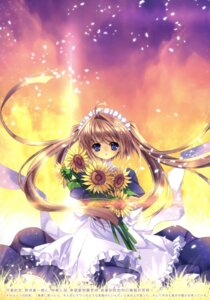 Rating: Safe Score: 26 Tags: capura.l eternal_phantasia maid User: fireattack
