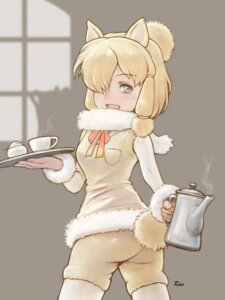 Rating: Safe Score: 5 Tags: alpaca_suri animal_ears ass kemono_friends tail yoshikawa_kazunori User: animeprincess