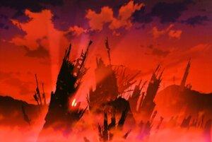 Rating: Safe Score: 17 Tags: katou_hiroshi landscape neon_genesis_evangelion paper_texture User: Share