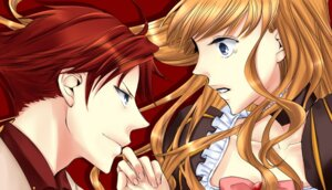 Rating: Safe Score: 3 Tags: umineko_no_naku_koro_ni ushiromiya_battler yonata User: hobbito