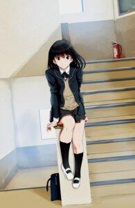 Rating: Safe Score: 28 Tags: amagami ayatsuji_tsukasa seifuku sweater tagme User: saemonnokami