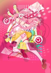 Rating: Safe Score: 34 Tags: animal_ears ass bunny_ears dress heels kikimi see_through tail thighhighs User: KazukiNanako