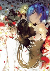 Rating: Safe Score: 62 Tags: blood maid pantyhose re_zero_kara_hajimeru_isekai_seikatsu rem_(re_zero) tagme User: yong