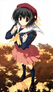 Rating: Safe Score: 14 Tags: mitsumi_misato seifuku User: Kalafina