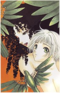 Rating: Questionable Score: 3 Tags: clamp clover naked oruha suu_(clover) User: Share