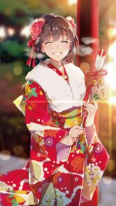 Rating: Safe Score: 50 Tags: chuuko_demo_koi_ga_shitai! digital_version kimono redrop User: AltY