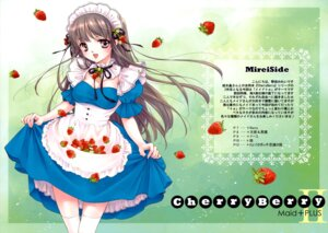 Rating: Safe Score: 11 Tags: fixed hime_ichigo maid noda_mirei User: petopeto