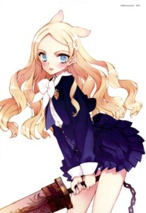 Rating: Safe Score: 12 Tags: animal_ears ingrid oyari_ashito seiken_no_faeries User: admin2