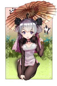 Rating: Safe Score: 41 Tags: chinadress cleavage hieung pantyhose see_through umbrella User: Mr_GT