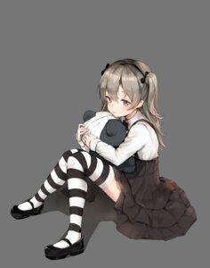 Rating: Safe Score: 48 Tags: bandages dress girls_und_panzer gothic_lolita heels lolita_fashion shimada_arisu tagme thighhighs User: hiroimo2