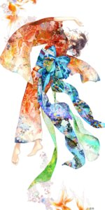 Rating: Safe Score: 20 Tags: feet kimono urasuke User: charunetra