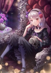 Rating: Safe Score: 48 Tags: dress gothic_lolita lolita_fashion pantyhose tagme User: Cold_Crime