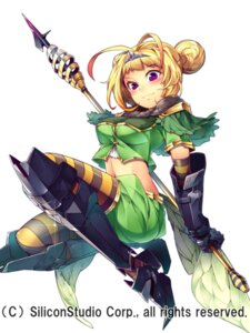 Rating: Safe Score: 18 Tags: armor gyakushuu_no_fantasica kokka_han weapon wings User: charunetra