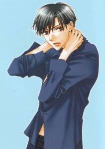 Rating: Safe Score: 2 Tags: hanazakari_no_kimitachi_e male nakajou_hisaya sano_izumi User: Radioactive