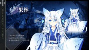 Rating: Safe Score: 31 Tags: animal_ears fairyfencer_f japanese_clothes tsunako User: Maxpayness