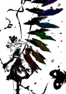 Rating: Safe Score: 33 Tags: aidumi flandre_scarlet touhou wings User: zero|fade