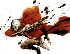 Rating: Safe Score: 7 Tags: dante devil_may_cry jo_chen male sword User: soryuurengazan