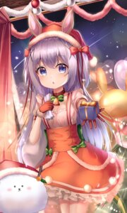 Rating: Safe Score: 19 Tags: animal_ears bunny_ears christmas cleavage gochuumon_wa_usagi_desu_ka? kafuu_chino tagme tippy_(gochuumon_wa_usagi_desu_ka?) User: Mr_GT