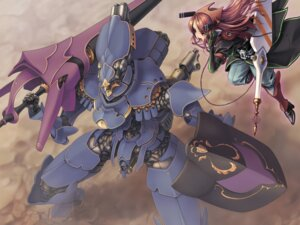 Rating: Safe Score: 12 Tags: mecha takekawa_shin wallpaper User: santos-san