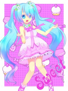 Rating: Safe Score: 20 Tags: dress hatsune_miku nyori vocaloid User: mahoru