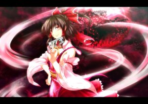 Rating: Safe Score: 3 Tags: hakurei_reimu so-on touhou User: Yuffie