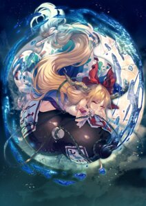 Rating: Safe Score: 41 Tags: horns ibuki_suika touhou uu_uu_zan User: Mr_GT