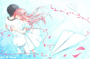 Rating: Safe Score: 9 Tags: dress just_be_friends_(vocaloid) megurine_luka unpon vocaloid User: Radioactive