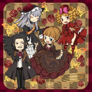 Rating: Safe Score: 5 Tags: beatrice dress gaap muimui_uduki ronove screening umineko_no_naku_koro_ni virgilia User: charunetra