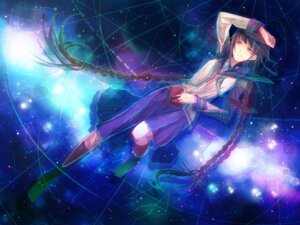Rating: Safe Score: 19 Tags: amano_tooko bungaku_shoujo kariya seifuku User: dione