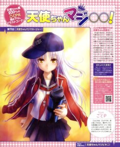 Rating: Safe Score: 30 Tags: angel_beats! goto-p seifuku tenshi User: Ravenblitz