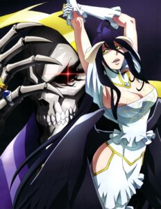 Rating: Safe Score: 43 Tags: albedo_(overlord) cleavage horns momonga_(overlord) overlord User: drop