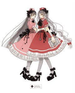 Rating: Safe Score: 17 Tags: dress eyepatch hoshino_yukiko User: Radioactive