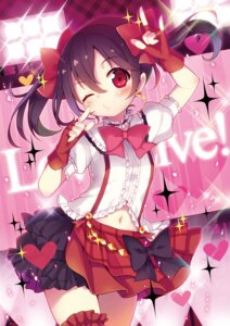 Rating: Safe Score: 25 Tags: garter love_live! minamura_halki yazawa_nico User: fairyren
