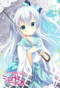 Rating: Safe Score: 34 Tags: onsen_musume seifuku shimoda_rika shirogane_hina umbrella User: saemonnokami