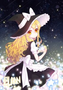 Rating: Safe Score: 32 Tags: blann kirisame_marisa touhou witch User: Mr_GT