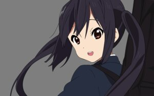 Rating: Safe Score: 20 Tags: k-on! nakano_azusa seifuku signed transparent_png vector_trace wallpaper User: SciFi