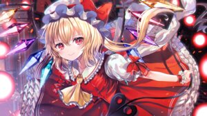 Rating: Questionable Score: 25 Tags: abandon_ranka flandre_scarlet touhou wings User: Dreista
